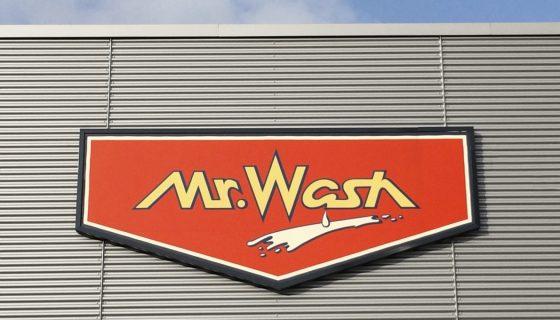 Mr. Wash_Waschstraße mit Solarthermie Hannover Logo