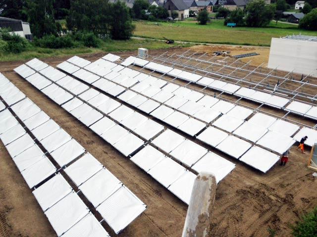 Baustelle_Solarthermie-Großanlage_Ellern_Hunsrück_RitterXLSolar