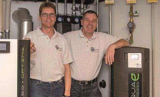 Handwerker des Monats Oktober 2018 Bernd und Christof Ruh