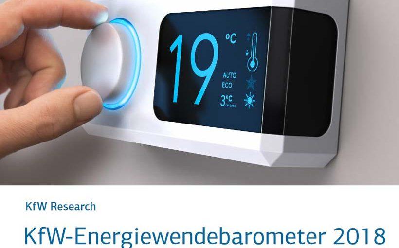 kfw energiewendebarometer