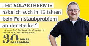Solarthermie_Statement_30_Jahre_Paradigma_Andreas_Stiel
