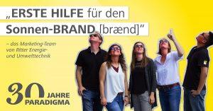 Worte_zu_Solarthermie_Statement_30_Jahre_Paradigma_Marketing-Team