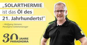 Worte_zu_Solarthermie_Statement_30_Jahre_Paradigma.Mitarbeiter Wolfgang_Hamann