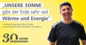 Worte_zu_Solarthermie_Statement_30_Jahre_Paradigma_Rexhep_Rragomaj