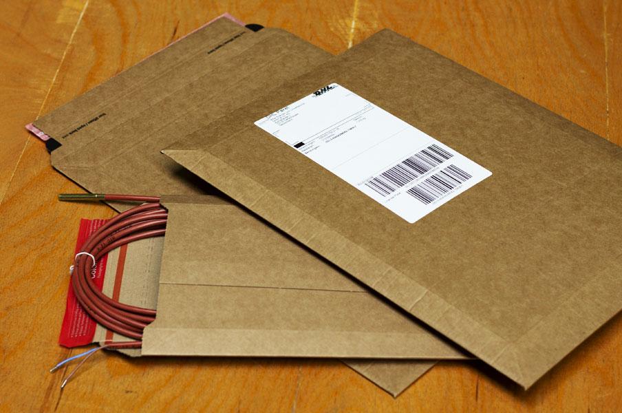 oekologische Verpackung