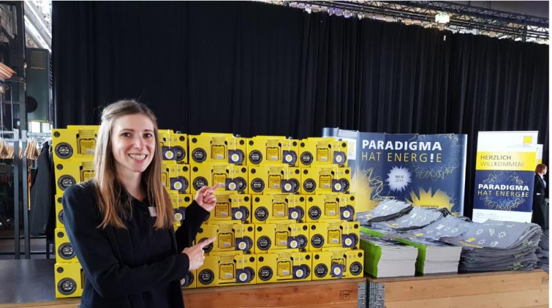 Paradigma_Partnertreffen_2019_#PPT19_Blaster