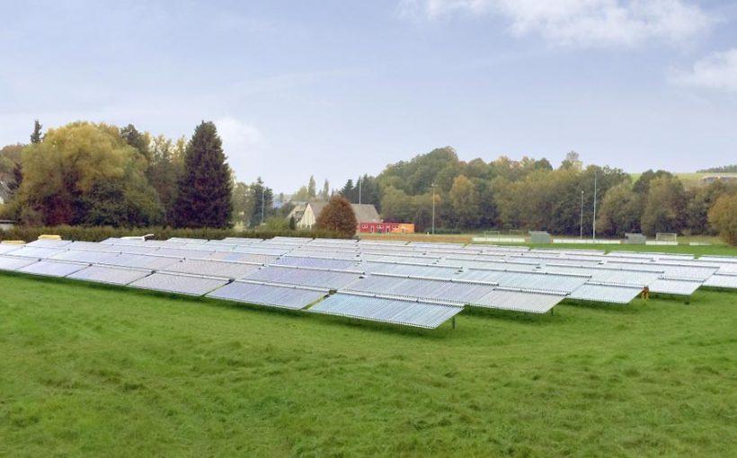 Frankfurt soll Solarthermie einsetzen