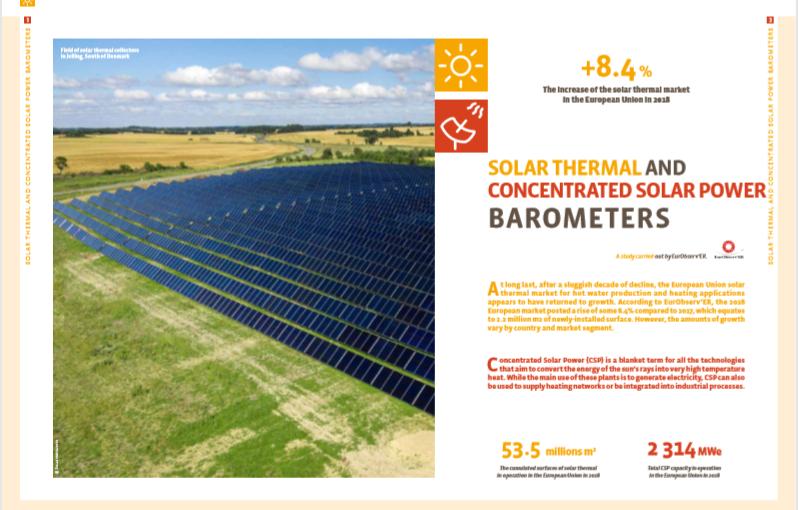 EU-Solarthermie-Barometer