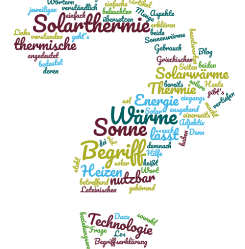 Was ist Solarthermie