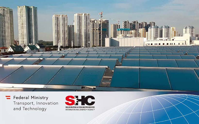 solar heat worldwide 2019 report