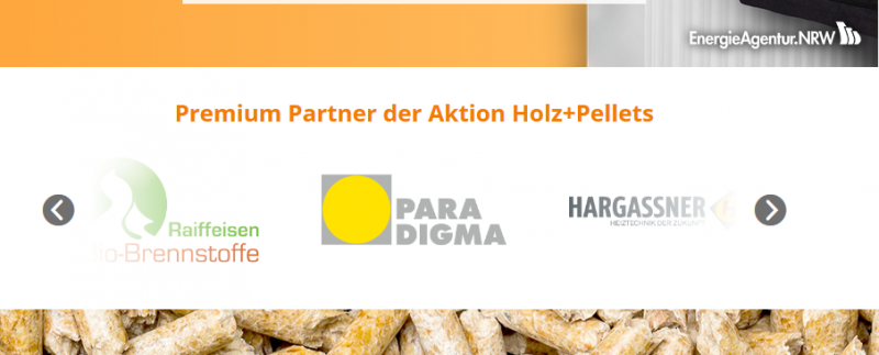 Paradigma Premium Partner_Aktion Holz+Pellets