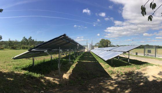 Solarthermie-Großanlage von Ritter XL Solar in Ulm