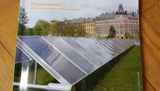 Solarthermie-Jahrbuch 2020