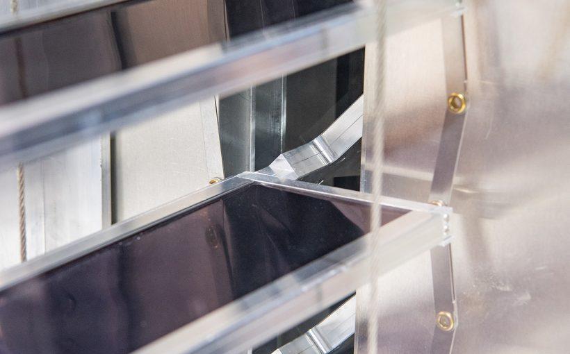 Fraunhofer-ISE-solarthermische Jalousie