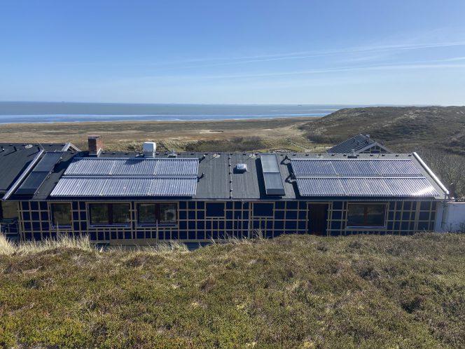 Handwerker des Monats Mai 2020 Timo Carstensen Solarthermie für Zeltlager Strandläufernest auf Sylt Paradigma