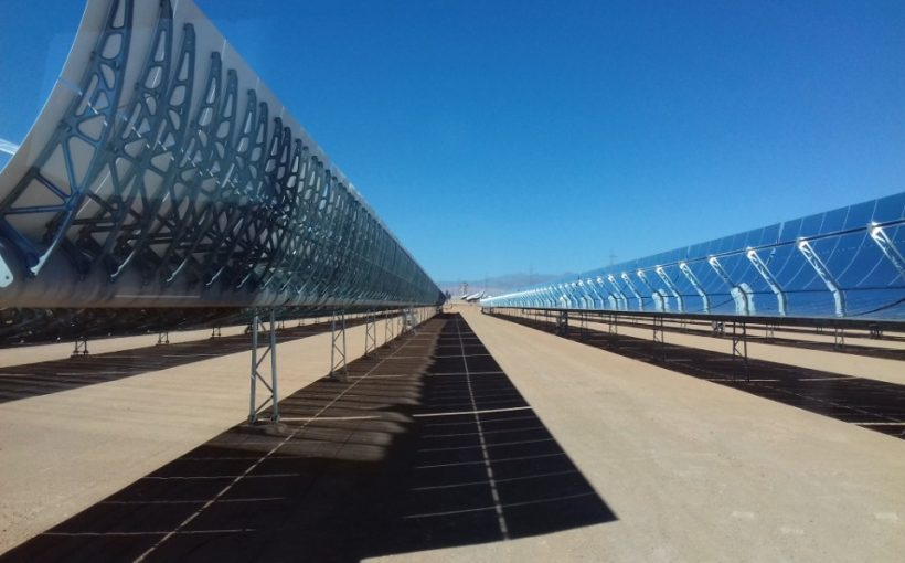 Parabolrinnenkraftwerk_Ouarzazate_Marokko