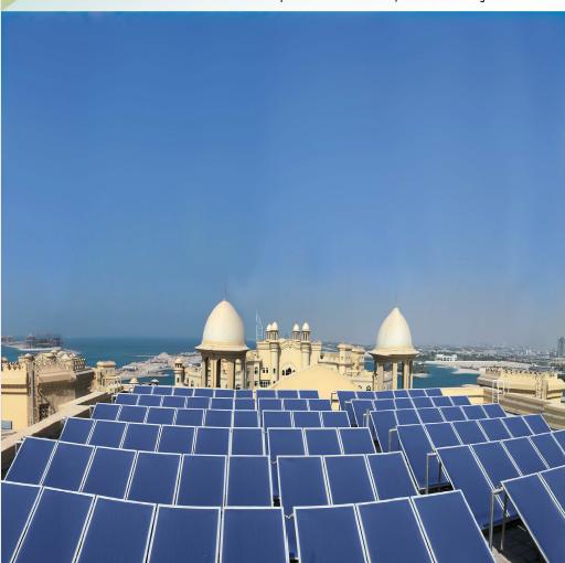 Solarthermie Marktbericht 2019 weltweit_Titel