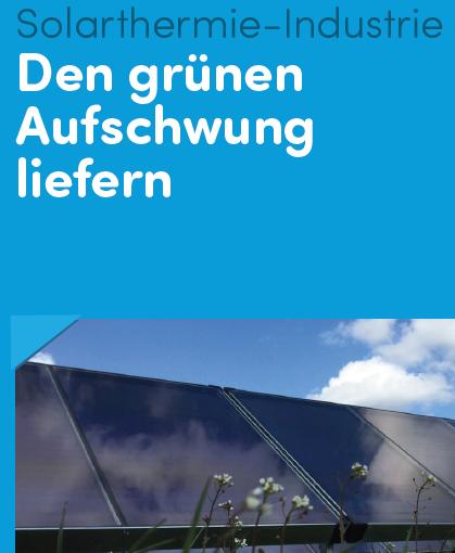 Aufruf der Solarthermie-Industrie_Titel