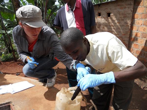 Solarthermie zum Wasser desinfizieren