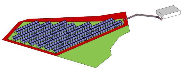 Solarthermie-Großanlage Bergheim