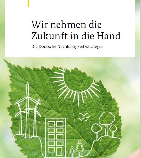 Deutsche Nachhaltigkeitstrategie