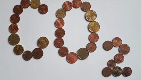 CO2-Preis ab 2021 Heizkosten Münzen