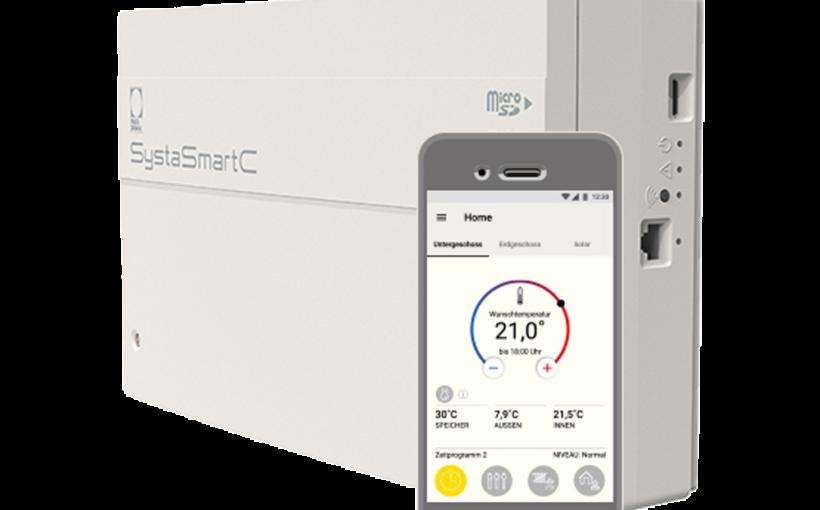 SystaSmartC Heizungsregler Produktfoto