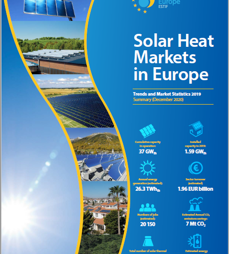 ESTIF Solarthermie Europa 2019