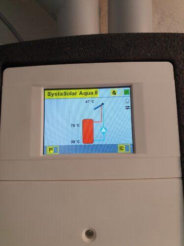 Solarthermie-Anlage des Monats April 2021 Paradigma Asllan Solarstation