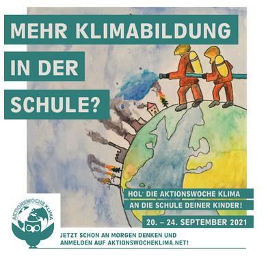 Aktionswoche Klima Feuerwehr