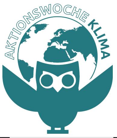 Aktionswoche Klima Logo Eule
