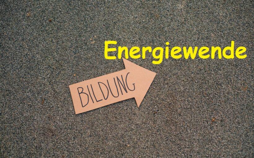 Energiewender Klima Bildung Fachkräftemangel