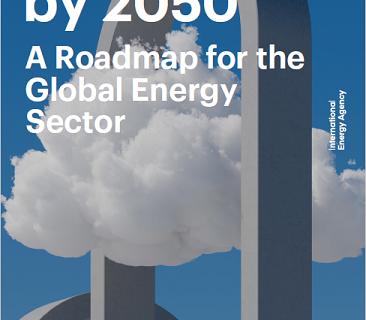 IEA Net Zero by 2050