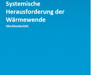 UBA-Bericht Systemische Herausforderung Wärmewende