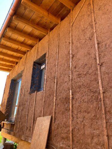 1. Projekt des Monats Juli 2021 Paradigma Solarthermie Herold Fassadendämmung