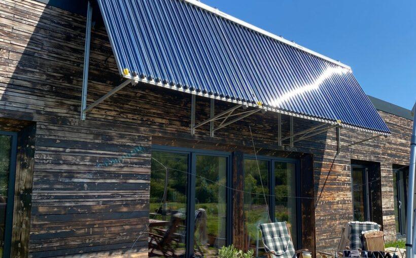 1. Projekt des Monats Paradigma Solarthermie Herold