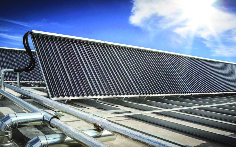 solarthermie foto großanlage von Ritter Energie Hustert Galvanik