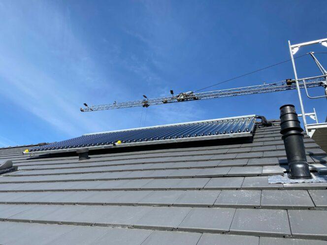 Hochleistungs-Solarthermie-Kollektoren von Paradigma
