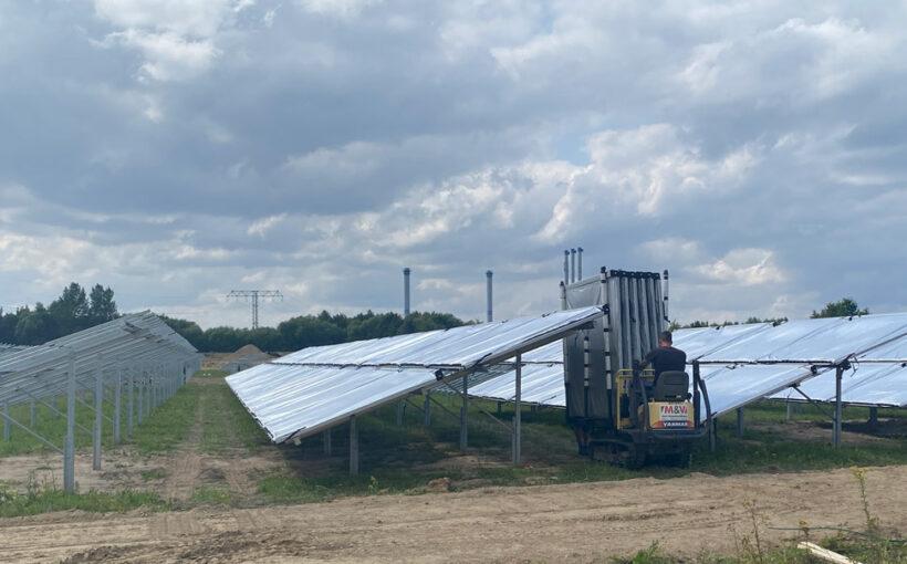 Positionspapier zur Solarthermie